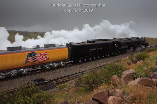 Granite Station - Union Pacific Big Boy 4014