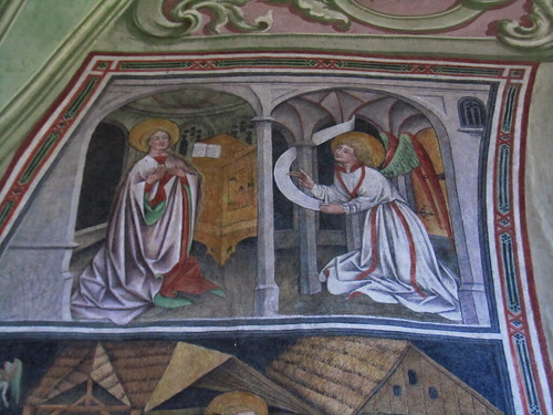 20110910 25 371 Jakobus Terfens Kirche Weihnachten Verkündigung Maria Bild