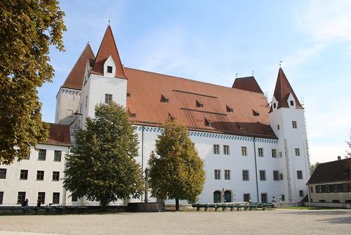 Ingolstadt: Palas des Neuen Schlosses