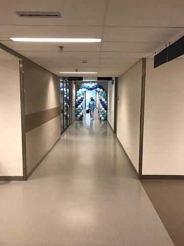 Ballonboog 6m Dijkzigt Ziekenhuis Rotterdam
