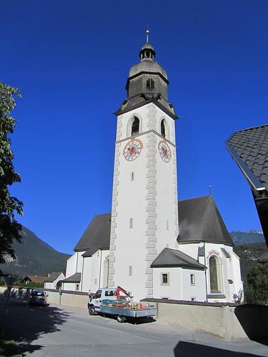 20110913 28 122 Jakobus Stams Kirche Turm