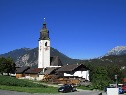 20110913 28 121 Jakobus Stams Berge Kirche Turm