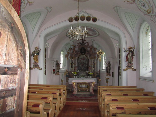 20110914 29 099 Jakobus Imsterau Kirche Altar