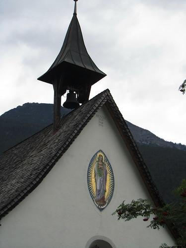 20110914 29 097 Jakobus Imsterau Kirche Glocke Maria Bild