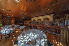 Columbia Café dining room