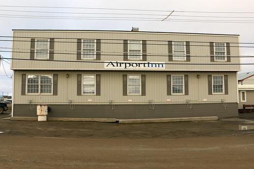 Airport Inn Hotel Barrow Alaska