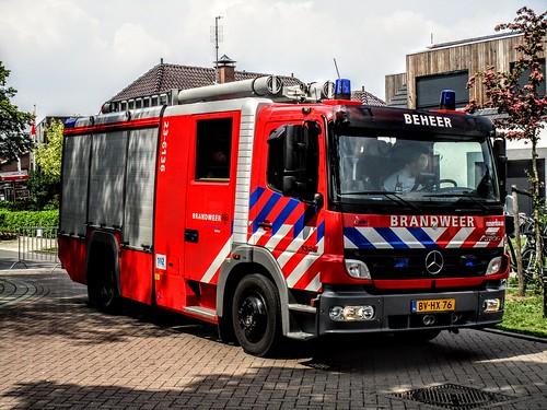 Brandweer | Limburg-Noord | Reserve | 23-6136