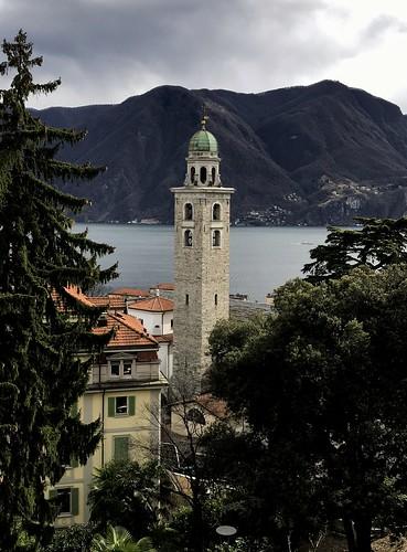 Lugano Switzerland - Half Swiss Half Italian - all beautiful