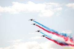 Patrouille de France - Photo of Muret