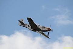 North American P51 « Mustang » - Photo of Muret