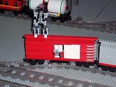 B&O Thomas The Tank Engine WAMALTC Display