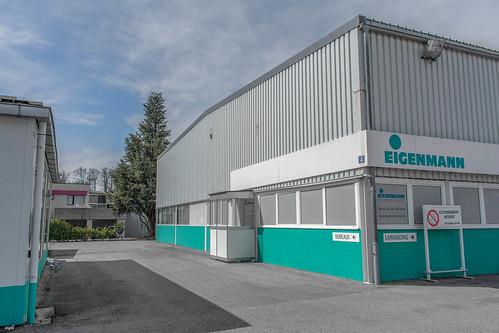 Zone industrielle, Romanel-sur-Lausanne