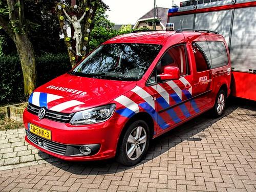 Brandweer | Limburg-Noord | Kazerne Venray | 23-1402