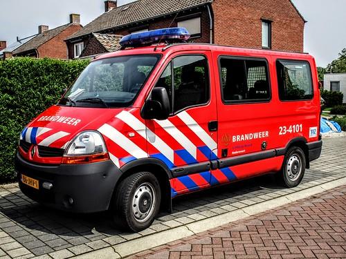 Brandweer | Limburg-Noord | Kazerne Nederweert | 23-4101