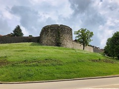 Die Stadtmauern von Langres, Champagne-Ardenne, Frankreich - Photo of Balesmes-sur-Marne