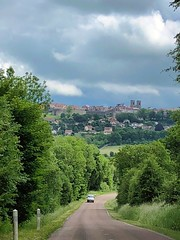 Langres, Champagne-Ardenne, Frankreich - Photo of Saint-Vallier-sur-Marne