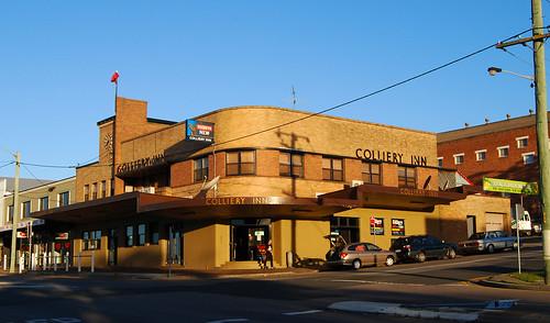 Colliery Inn, Wallsend, Newcastle, NSW.