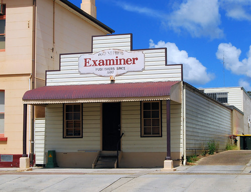 Port Stephens Examiner, Raymond Terrace, NSW