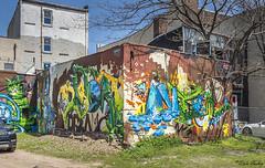Street Art - Jersey City, NJ  2018