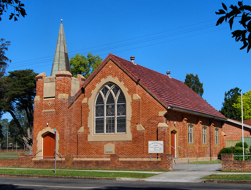Scots Presbyterian Church, Berry, NSW.