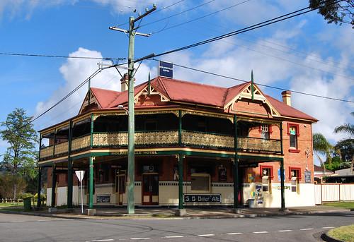 Holmsville Hotel, Holmesville, Newcastle, NSW