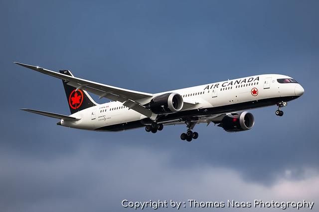 Air Canada, C-FRTW