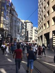 Istanbul, Turkey - Sept. 21