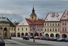 Jičín, Wallenstein Square
