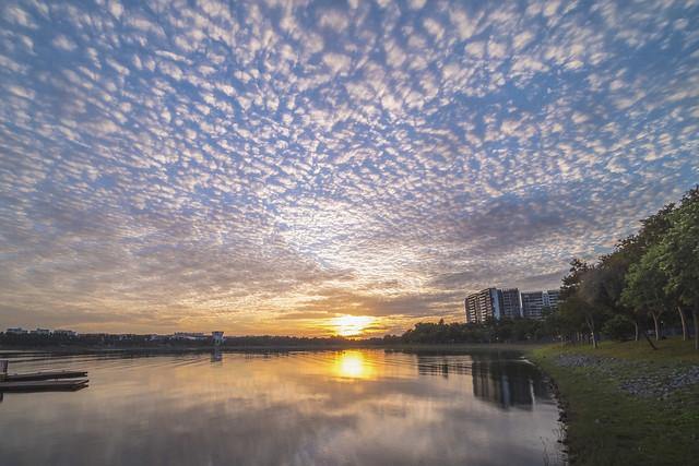 Cotton Cloud Sky