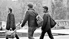 Pedestrian Paris (4) - Photo of Paris 2e Arrondissement