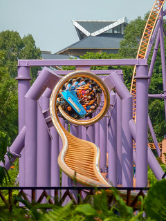 Photo 7 of 7 in the 10 Inversion Coaster gallery