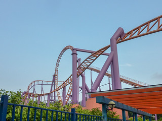 Photo 3 of 7 in the 10 Inversion Coaster gallery