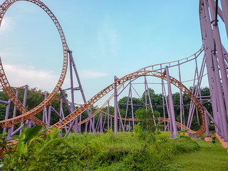 Photo 4 of 7 in the 10 Inversion Coaster gallery