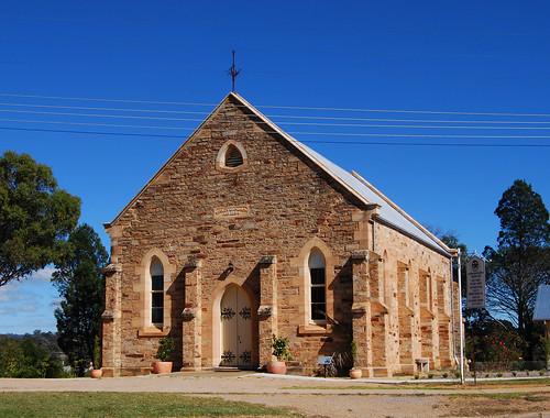 Uniting Church, Rylstone, NSW.