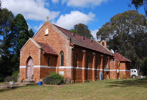 Ex Church, Lue, NSW.