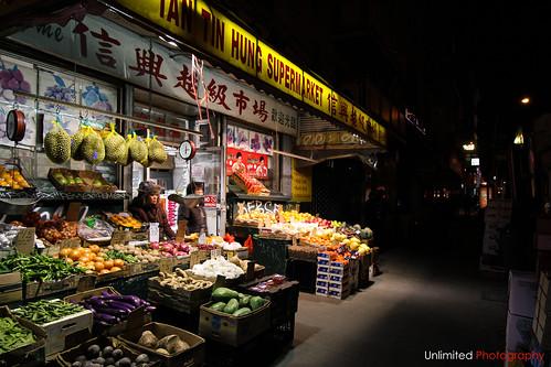 Down Around Chinatown
