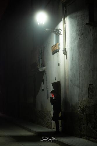 Smoking under the shadow