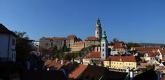 Český Krumlov, Castle