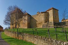 Saône et Loire - Anzy le Duc