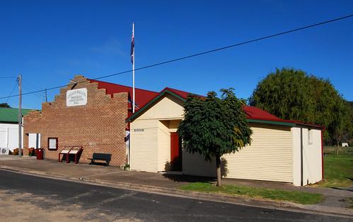 Progress Association Hall, Cullen Bullen, NSW.