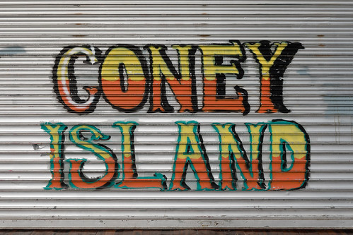 Coney Island, NYC. 2017