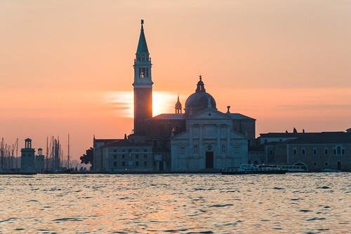San Giorgio Maggiore at Dawn III
