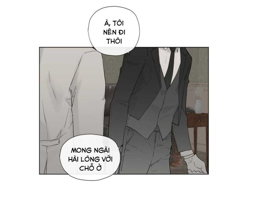 [ Manhwa ] Người Hầu Hoàng Gia