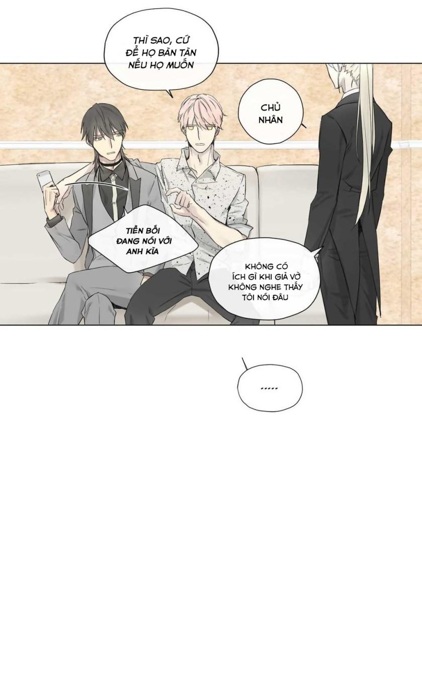 [ Manhwa ] Người Hầu Hoàng Gia Chap 17 page 8 - Truyentranhaz.net
