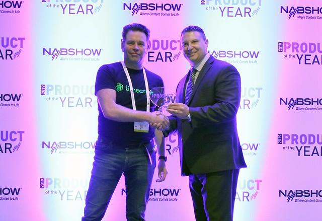 Entrega premio de producto del año a Limecraft