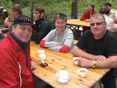 BCZS 250er Club Riverrafting 2009