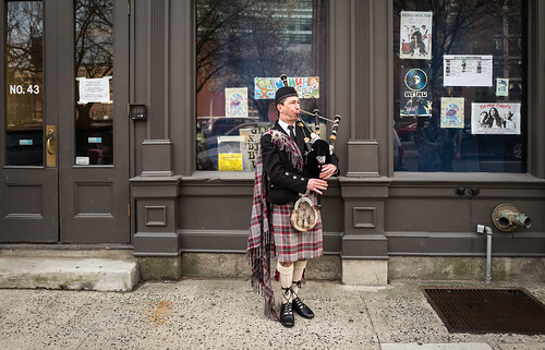 Piper at the Gates of WFMU