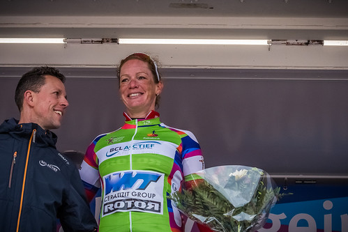 Points classification: Kirsten Wild