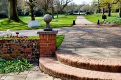 Stoke Poges Memorial Gardens - April 2019