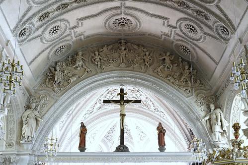 Celle, Niedersachsen, Stadtkirche St. Marien, crucifix